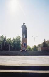 omnipresent Lenin